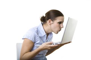 Mit frauen im internet flirten