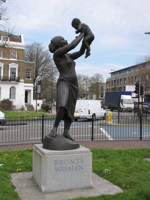 Bronze Women