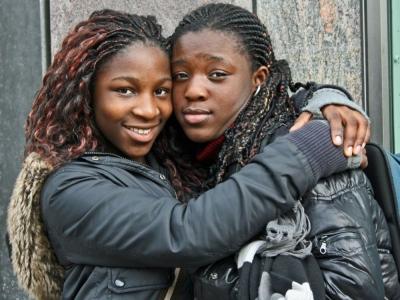Afrikanische Frauen heiraten in Deutschland